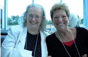 Barb Harris and Missouri Roommate at NFDW Convention