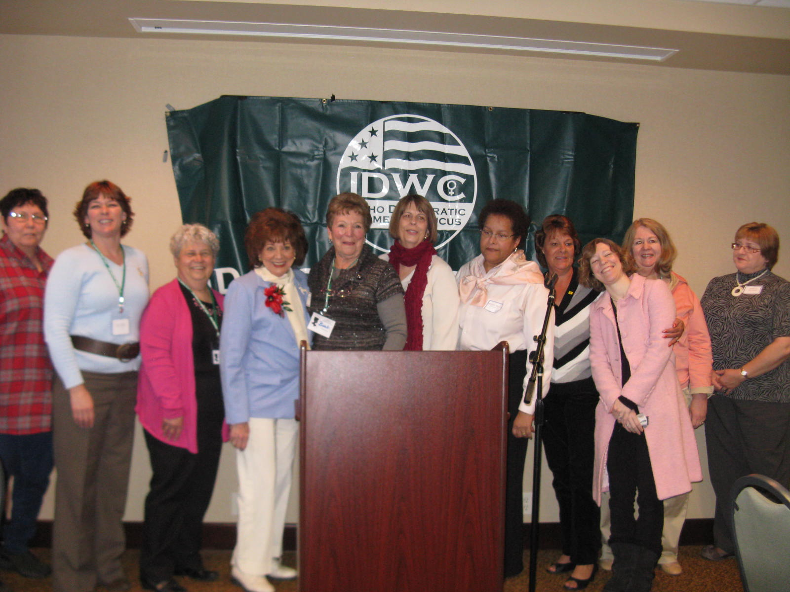 Idaho Democratic Women's Caucus - Board