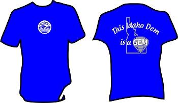 IDWC Women's T-Shirt